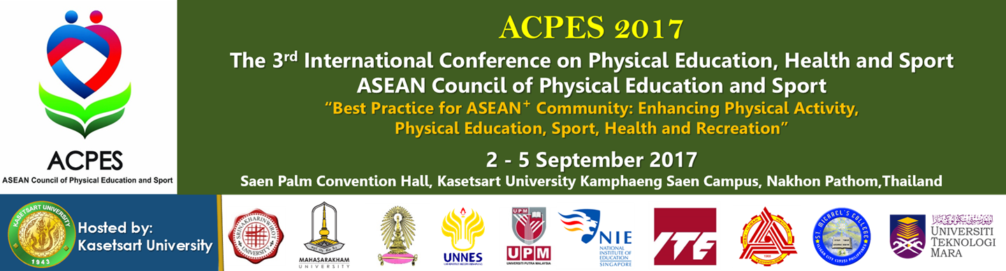 ACPES 2017 International Conference